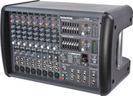PPM608 8-Channel Powered Mixer