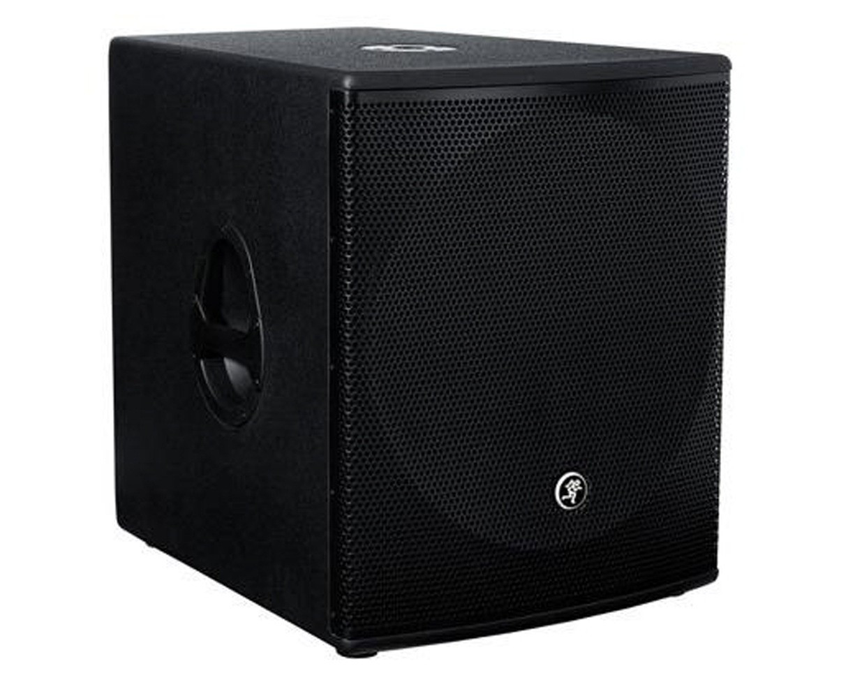 mackie srm1801 1000 watt powered subwoofer www. Black Bedroom Furniture Sets. Home Design Ideas
