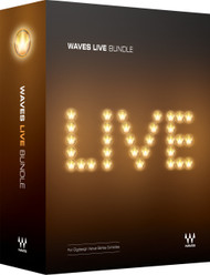 Waves Live Plugin Bundle