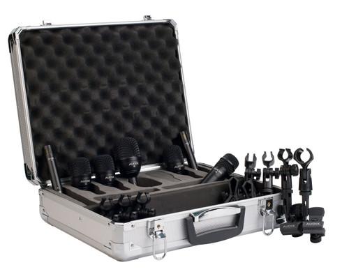 Audix FP-7 7 Piece Fusion Drum Mic Package