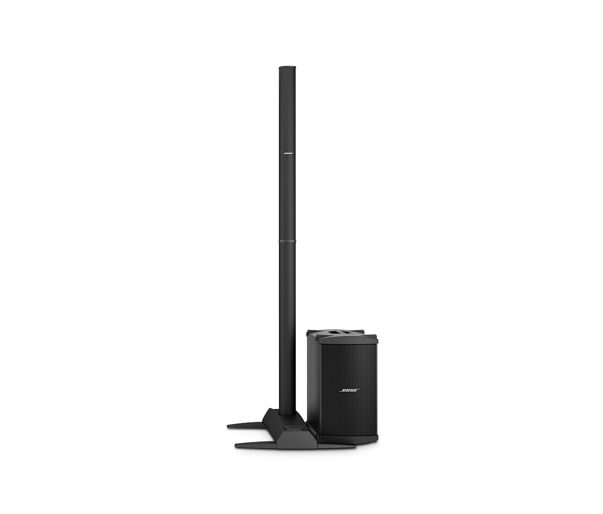 Bose Sound System >> Bose L1 Model Ii Portable Pa System With B2 Bass