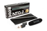 Rode NTG-2 Shot Gun Microphone