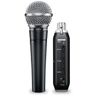 Shure SM58+X2u USB Digital Bundle