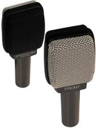 Sennheiser e609S Silver Guitar Microphone