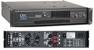 QSC RMX850A Power Amplifier (430 Watts)