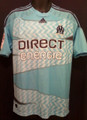 Olympique Marseille Vintage Classic 2009 2010 Adult XL Home Jersey