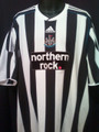 Newcastle United Classic 2009 2010 Home XXL Jersey