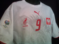 Poland Classic Zurawski 2006 2007 World Cup Home Size XL Jersey