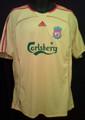 Liverpool Classic 2006 2007 XL Away Jersey