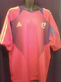 Spain Classic Pregame Training Jersey Size XL