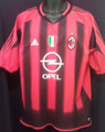 AC Milan Classic 2004 2005 Home Adult XL Jersey