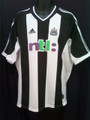 Newcastle United Classic Vintage 2001 2003 Home XL Jersey