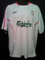 Liverpool Classic 2005 2006 XL Away Jersey