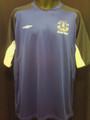 Everton Vintage L Training Pregame Jersey