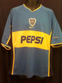 Boca Juniors Vintage 2002 2003 Home Adult L Jersey