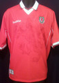 Wales Welsh Rare Vintage 1998 1999 Adult XL Jersey