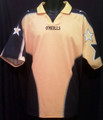 GAA Gaelic O'Neills Yellow, Black And Stars Adult XL Jersey