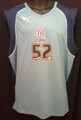 Stoke City Very Rare Player Issue Slate And Navy Blue Adult XL Sleeveless Training Jersey