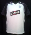 Rangers Vintage 2007 2008 Away Youth XL Jersey