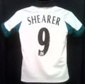 Shearer Vintage Newcastle United 1999 2000 Away Youth Medium Jersey