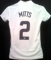 Mitts Rare Classic USA Women's National Team 2011 2012 World Cup Jersey Size  Women's Adult Small