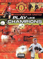 MANCHESTER UNITED PLAY LIKE CHAMPIONS DVD
