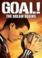 GOAL I THE DREAM BEGINS DVD