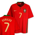 Rondaldo Portugal 2008 2009 Home Size Adult XL Jersey