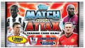 PACK OF MATCH ATTAX 2012 2013 EPL CARDS