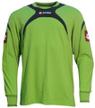 Lotto Lime Goalkeeper Jersey Size Youth Small