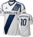 Donovan LA Galaxy 2012 Home Size Adult M Jersey
