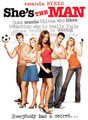 SHES THE MAN DVD FULL SCREEN EDITION