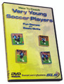 HOW TO COACH VERY YOUNG SOCCER PLAYERS TRAINING DVD