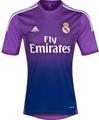 Casillas Real Madrid 2013 2014 Purple Gradient Size Adult S Goalkeeper Jersey Striking In Person