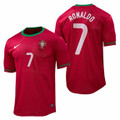 Ronaldo Portugal 2012 2013 Home Player Edition Jerseys