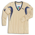 Italy Adult XXL 2006 World Cup Goalkeeper Jersey Striking In Person