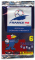FRANCE 1998 WORLD CUP CARDS