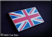 Great Britain Union Jack Car Metal Decal Badge Fender Grille Emblem Auto Flag