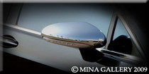 Bentley GT Chrome Mirror Cover Finisher Set