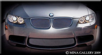 BMW 3 Series M3 Mesh Grille Grill Package 06-10