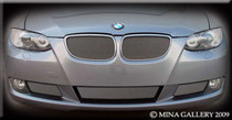 BMW 330 335  323 325 328 Mesh Grille Grill Package 06-10