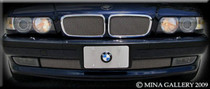 BMW 7 Series E38 94-01 Mesh Grille Grill Set 740 735 ..