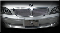 BMW 750 760 06-08 Mesh Grille Grill Package Top Hood Lower