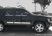 2007-2010 Chevy Tahoe Stainless Steel Mirror finish Window Sill Trim Accent
