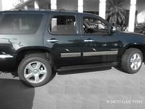 2010-2011 Chevy Tahoe/Gmc Yukon Body Side Molding Stainless Steel Chrome finish
