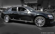 2011-Up Chrysler 300 300C Upper Rocker Panel 8Pc  Stainless Steel Chrome Finish Set