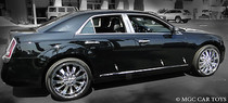 "2011-2013 Chrysler 300 300C Lower Body Side Molding Accent Trim 1"" 6 Piece Set"