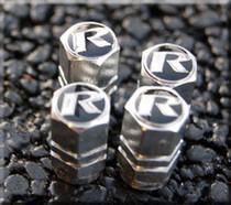R Valve Caps Jaguar XK8 XKR XJR XJ8 XJ6 S-Type X-Type
