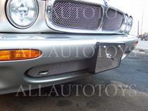 Jaguar 98-03 XJ8 X308 Bumper Wire Mesh Grille Inserts