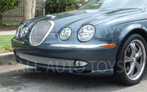 2002-2004 Jaguar S-Type Top & Bumper Mesh Grille Package Grill